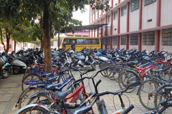 Holy Cross Senior Secondary School-Parking-Place