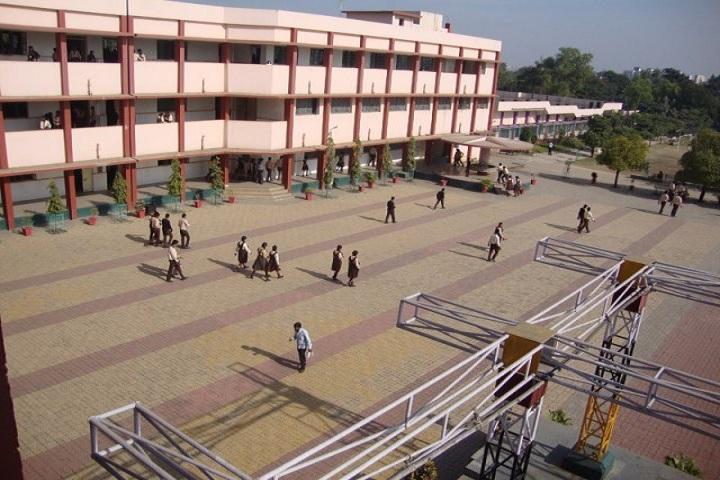 Holy Cross Senior Secondary School-Play-ground