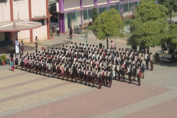 Holy Cross Senior Secondary School-Prayer-View1