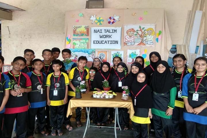 Anjuman I Islams Abdul Azim Khatkhatay English Secondary School-Activity