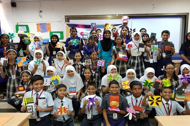 Anjuman I Islams Abdul Azim Khatkhatay English Secondary School-Art And Craft