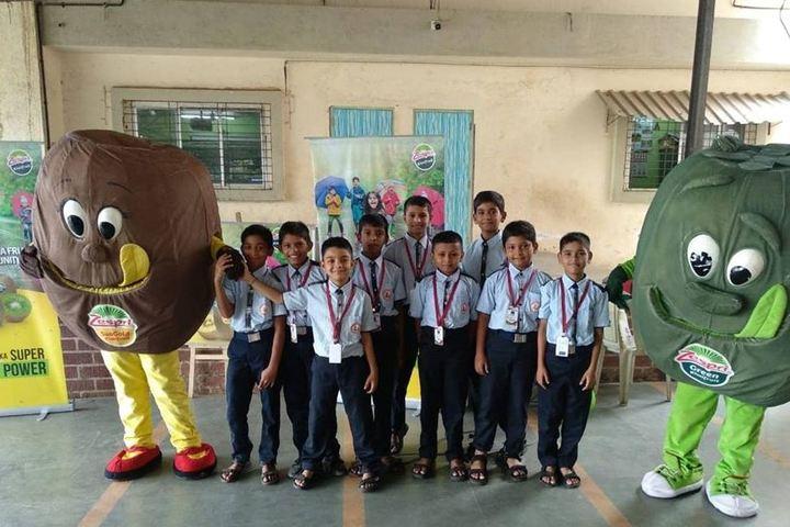 Anjuman I Islams Abdul Azim Khatkhatay English Secondary School-Fancy Dress