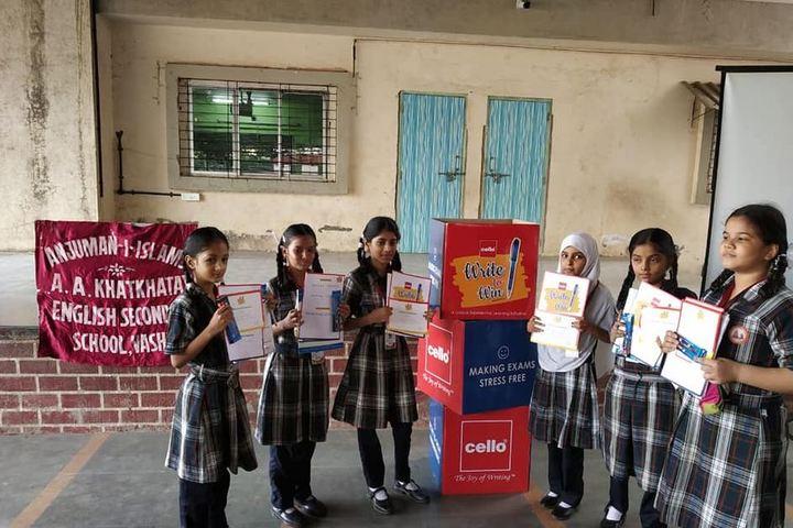 Anjuman I Islams Abdul Azim Khatkhatay English Secondary School-School Election