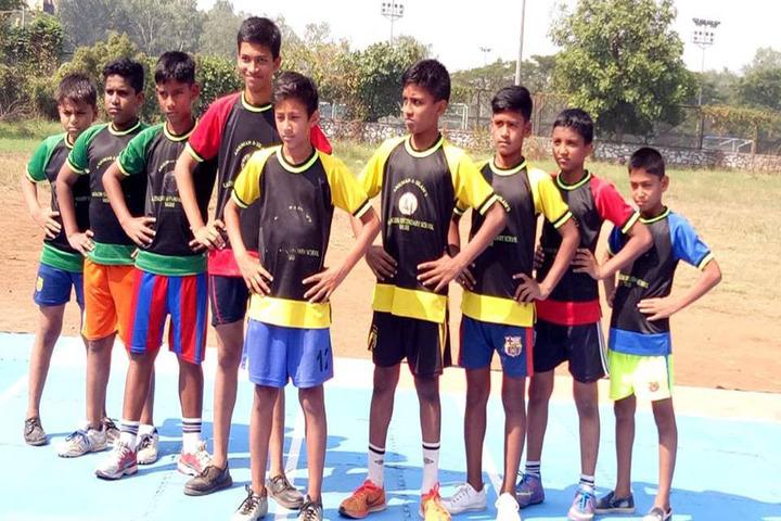 Anjuman I Islams Abdul Azim Khatkhatay English Secondary School-Sports
