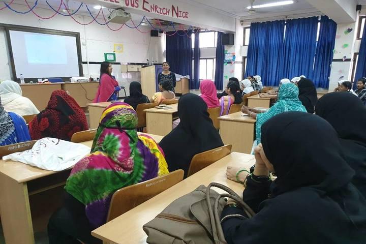 Anjuman I Islams Abdul Azim Khatkhatay English Secondary School-Workshop