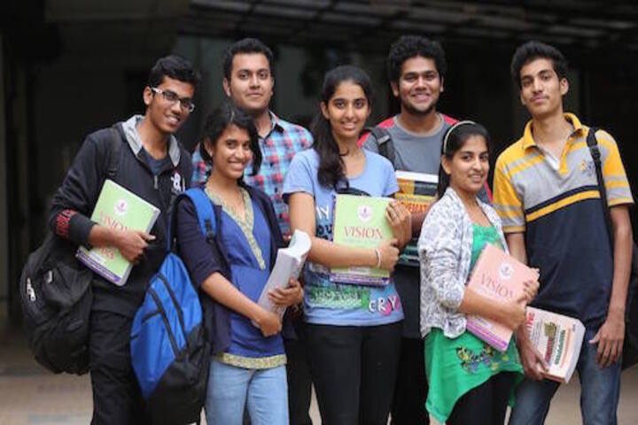 The Vision PU College-Students