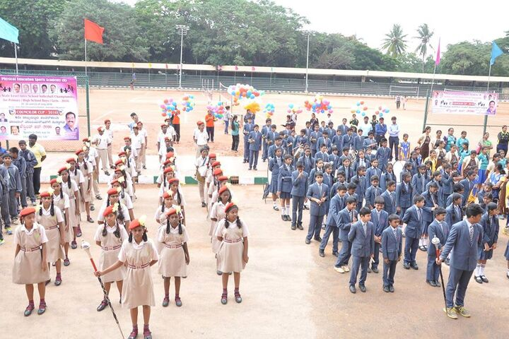 Holy Christ School-Assembly