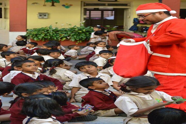 Holy Christ School-Christmas Celebrations