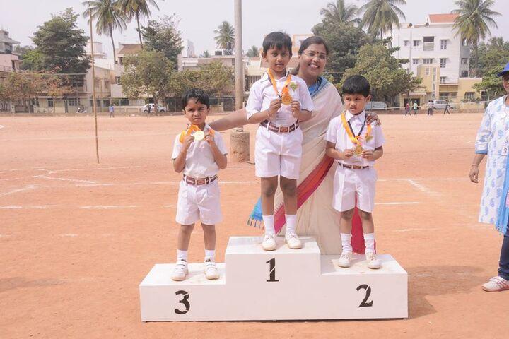 Holy Christ School-Sports Champions