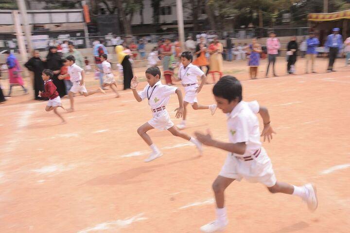 Holy Christ School-Sports Day