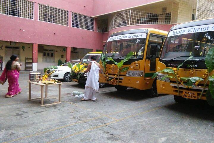 Holy Christ School-Transport