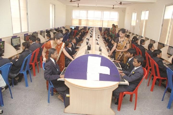 Camlin English School-Computer Labs