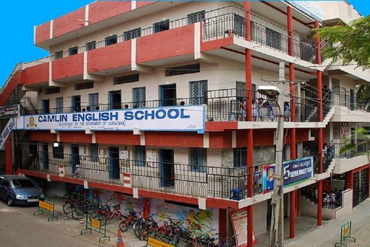 Camlin English School-School Building