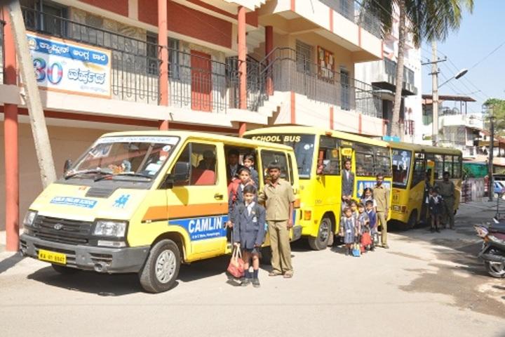 Camlin English School-Transport