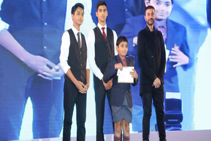 Samved School-Award