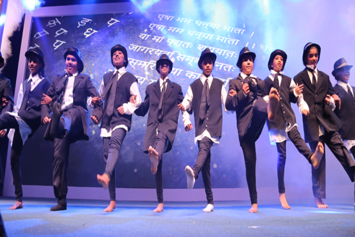 Samved School-Dance