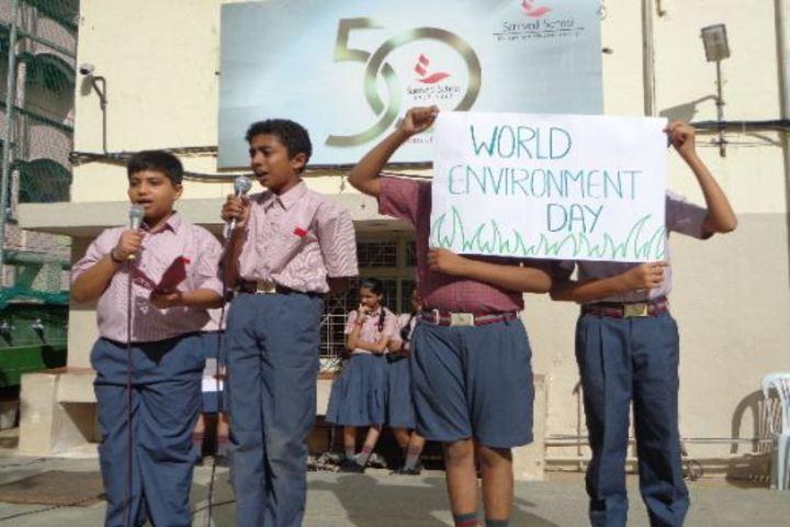 Samved School-Environment Day