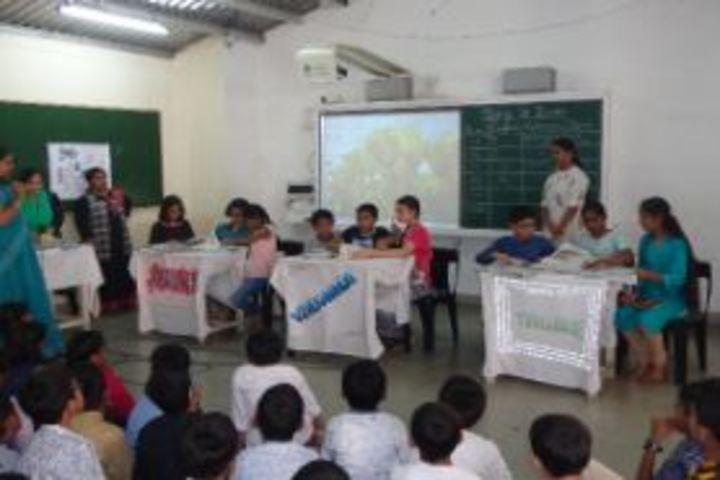Samved School-Quiz Competition