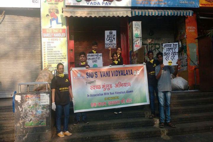 Vani Vidyalaya-Rally