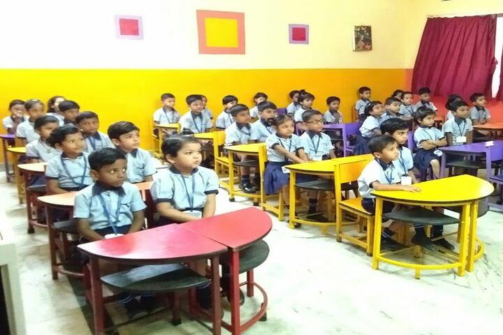 Tilak International School-Classroom