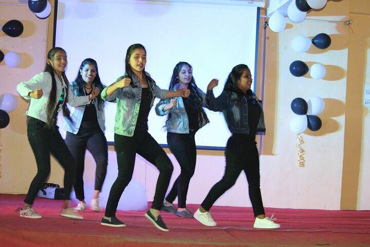 Tilak International School-Dance