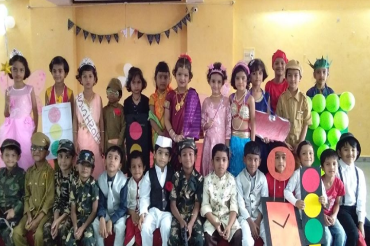 Tilak International School-Fancy Dress