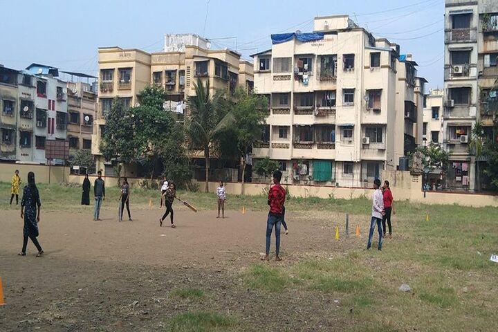 Tilak International School-Ground