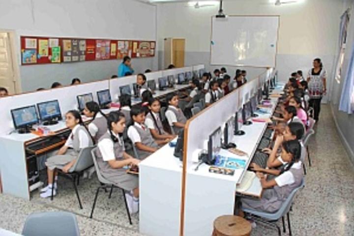 Apostolic Carmel High School and Junior College-Computer-Lab