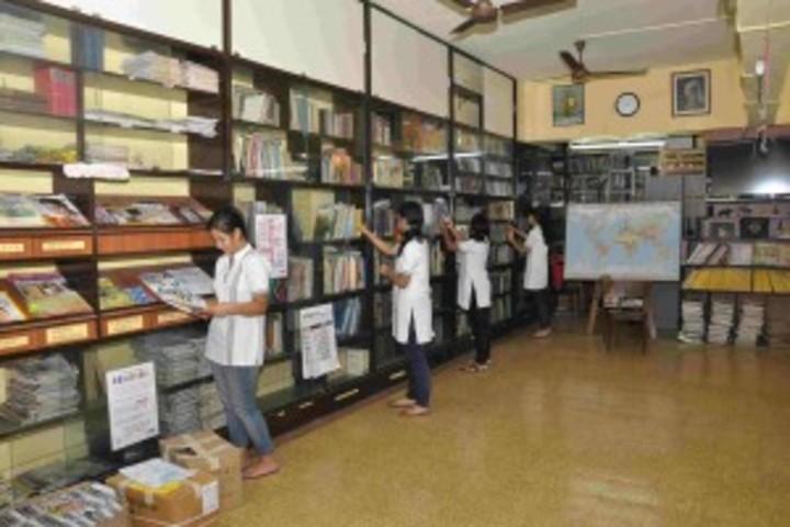 Apostolic Carmel High School and Junior College-Library