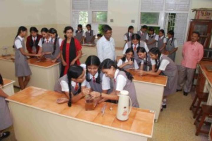 Apostolic Carmel High School and Junior College-Physics-Lab