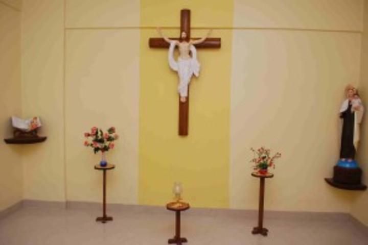 Apostolic Carmel High School and Junior College-Prayer-Room