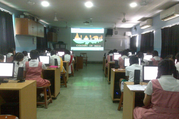The Alexandra Girls English Institution-Computer Lab