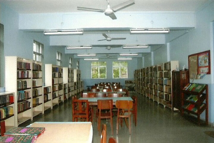 The Alexandra Girls English Institution-Library