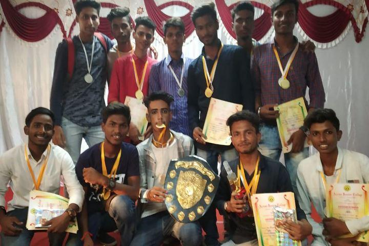 Aryan Junior College-Acheviement