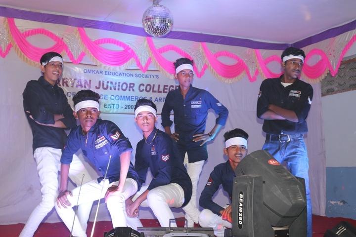 Aryan Junior College-Activity