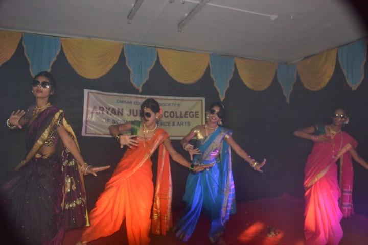 Aryan Junior College-Dance