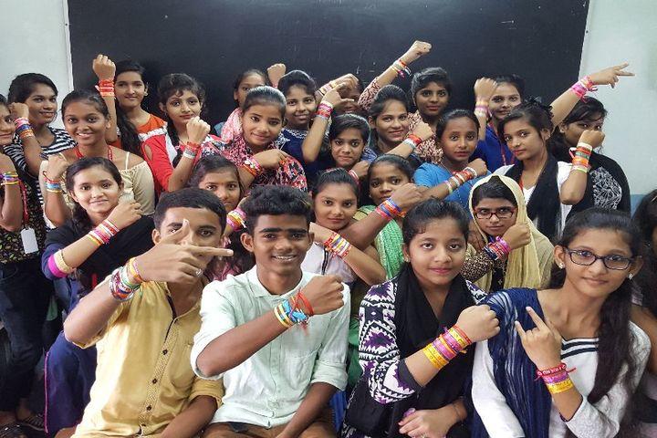 Aryan Junior College-Friendship Day