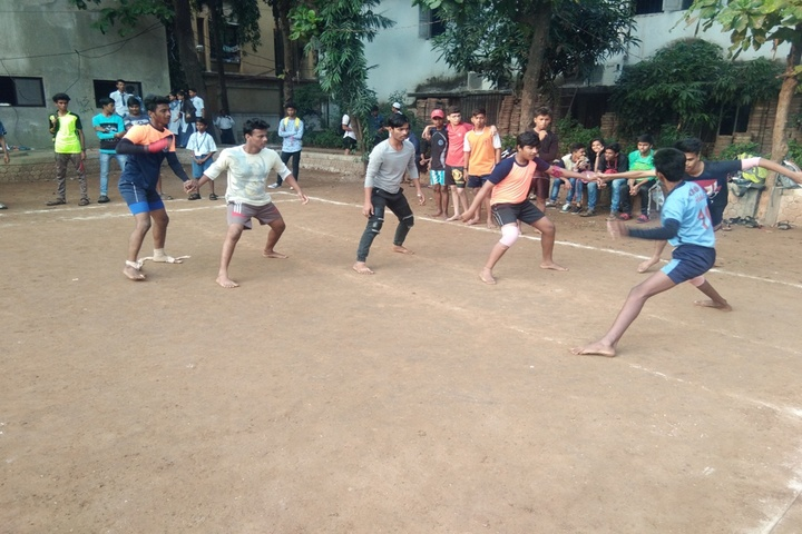Aryan Junior College-Kabbadi