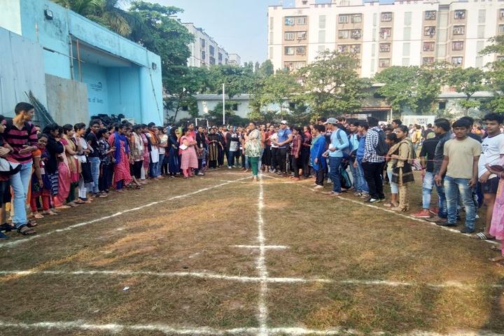 Aryan Junior College-Play Ground