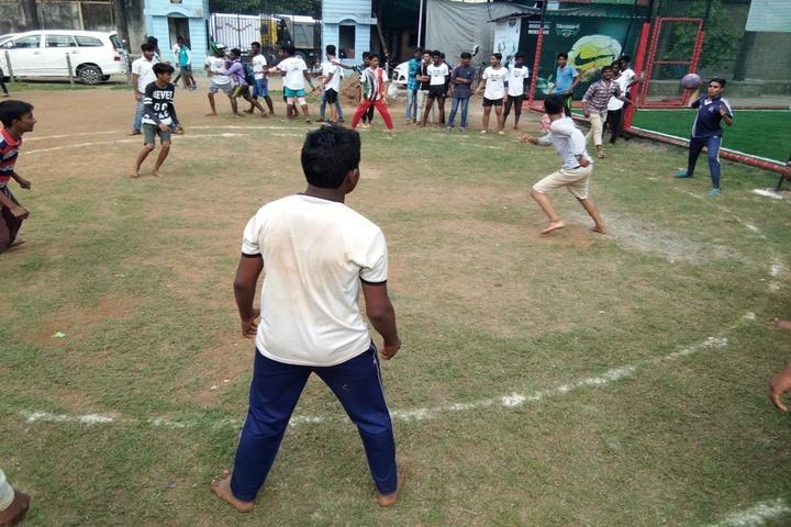 Aryan Junior College-Sports
