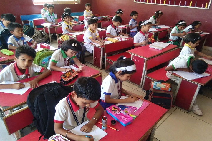 Indian School-Classroom