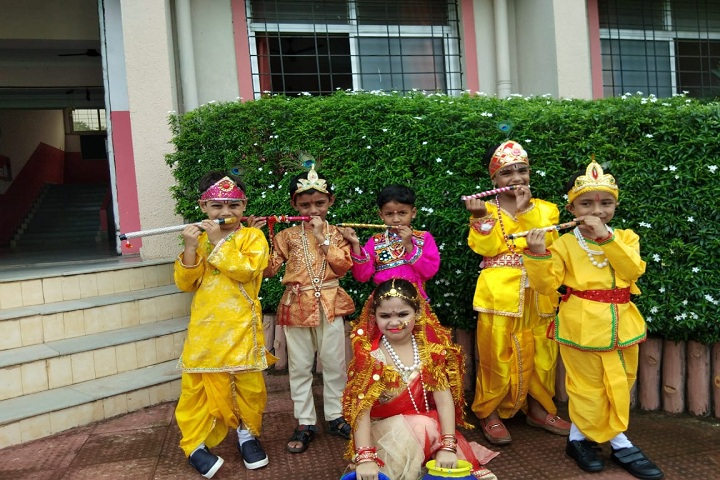Indian School-Janmastami-Celebration