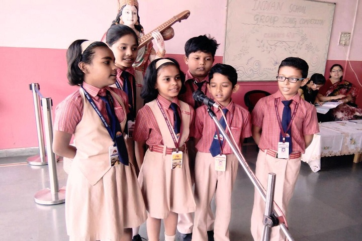 Indian School-Singing-Competition