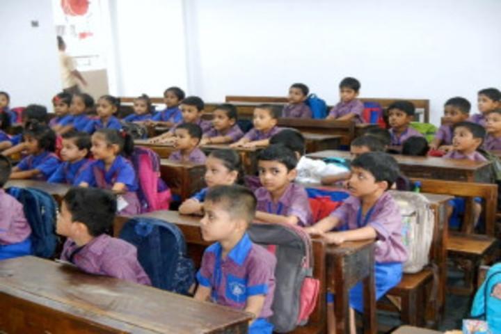 St Thomas Academy-Classroom