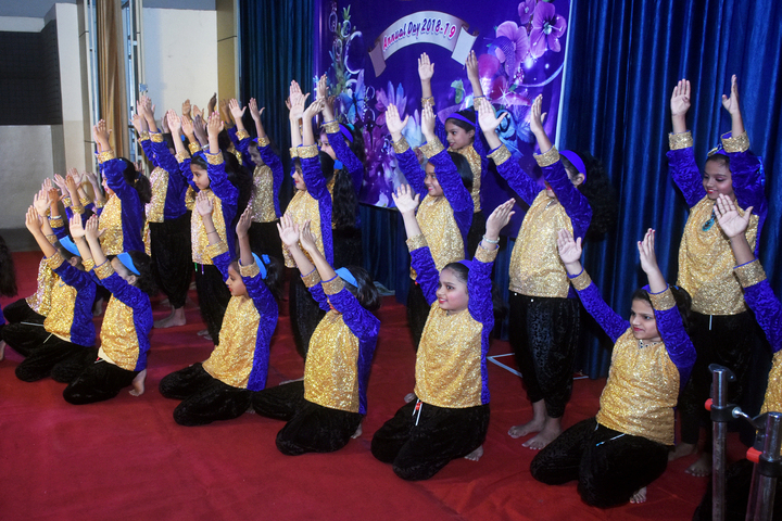 St Therese Convent High School-Annual Day