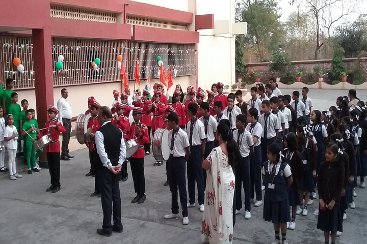 St Therese Convent High School-Assembly