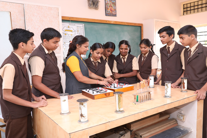 St Therese Convent High School-Biology Lab