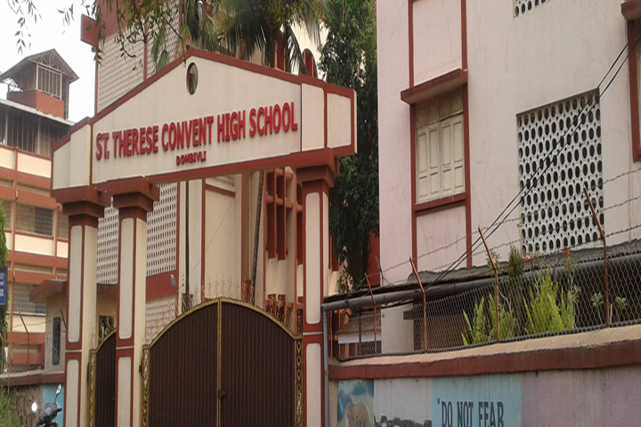 St Therese Convent High School-Campus