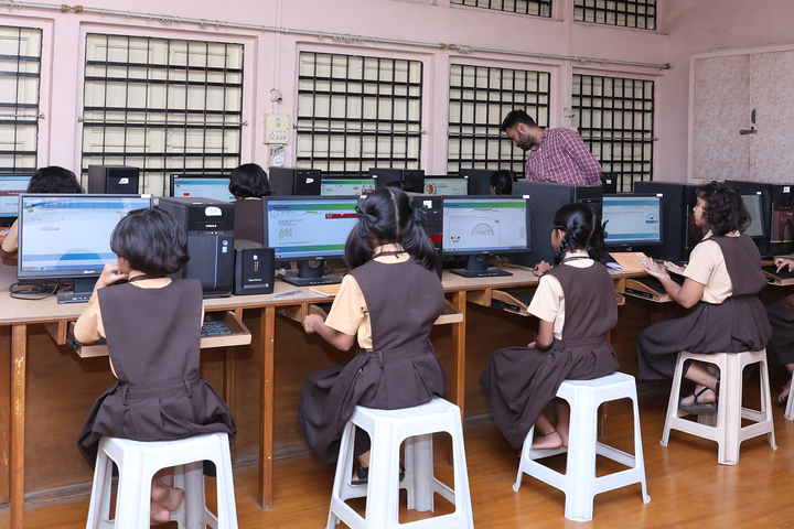 St Therese Convent High School-Computer Lab