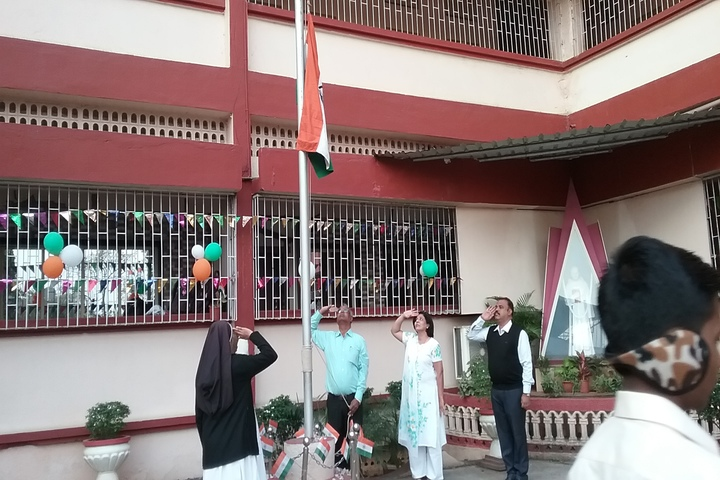 St Therese Convent High School-Republic Day